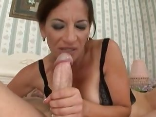 Erogenous Ma Melissa Monet Fucks Young Load of shit