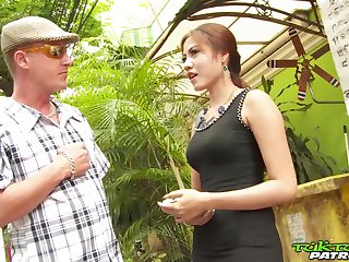 Married baffle is fucking naughty Thai partisan Anny in hot amateur XXX video